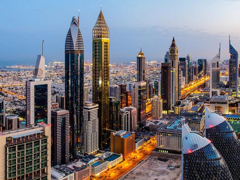 thị trường UAE
